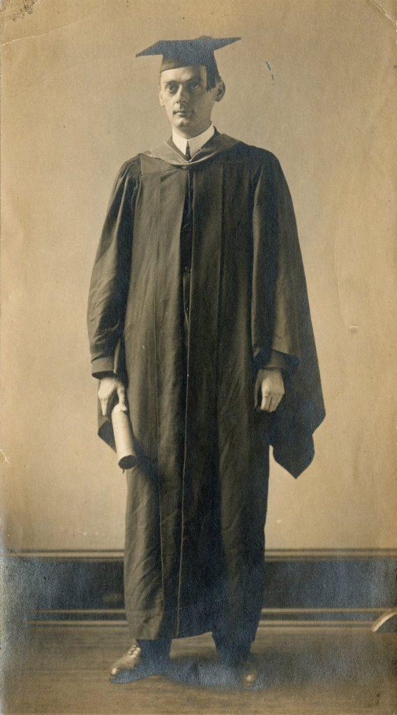 Watson Kintner, 1916
