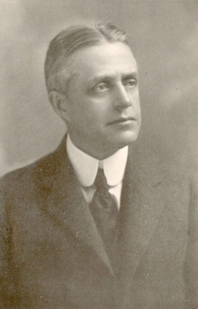 William Draper Lewis, 1924