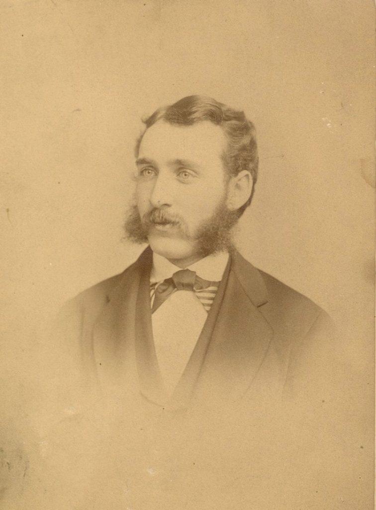 William Fitler Moore, c. 1880