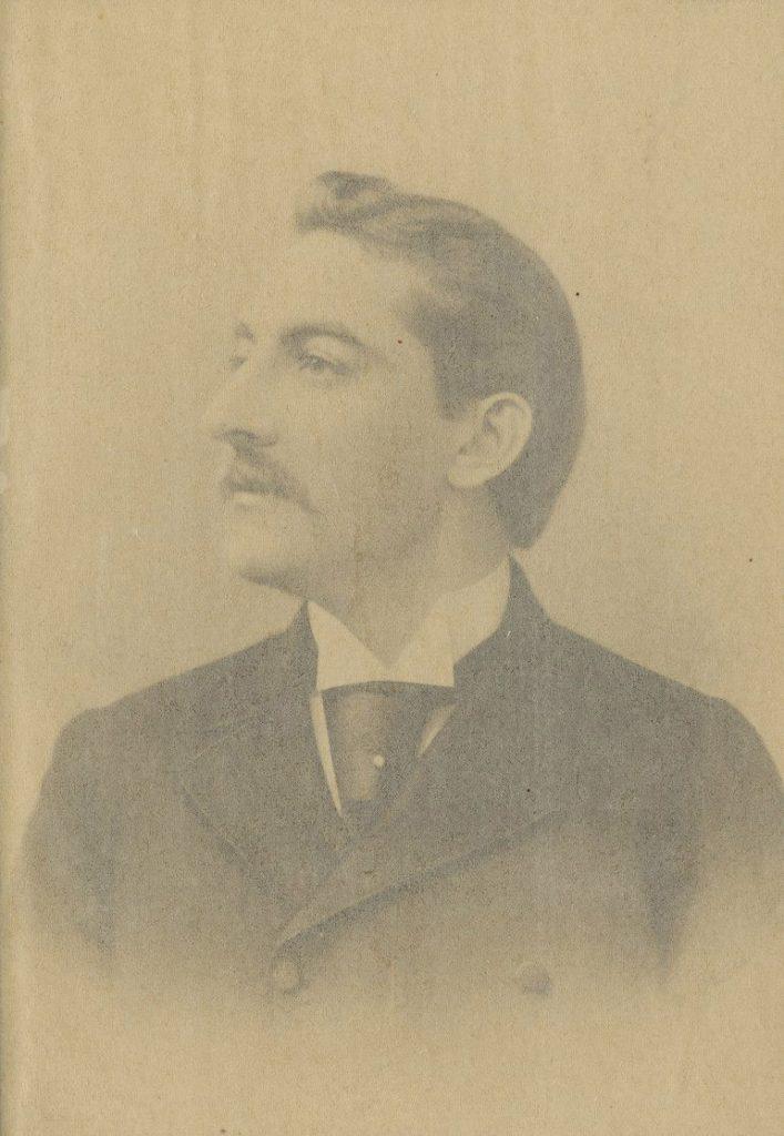 William Frederick Rehfuss, c. 1890