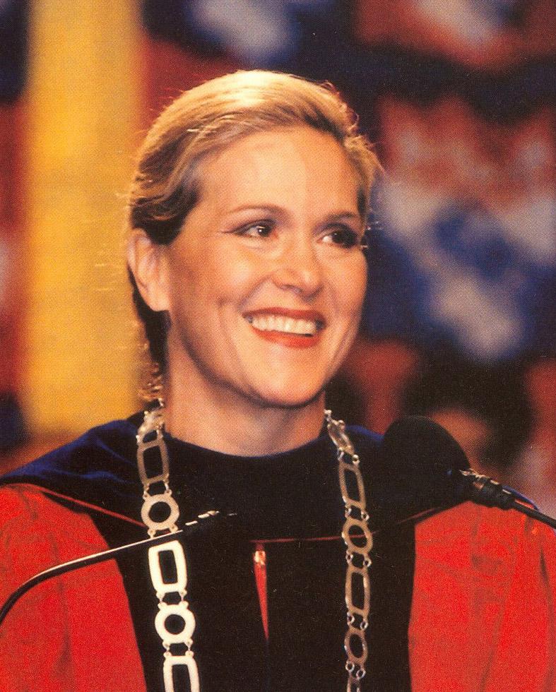 Judith Seitz Rodin, 1994