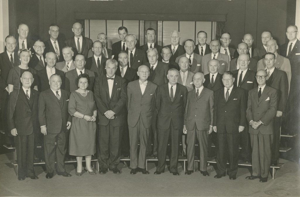 Trustees of the University of Pennsylvania, 1961