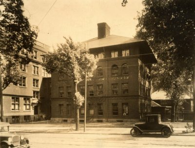Hospital of the University of Pennsylvania, William Pepper Laboratory of Clinical Medicine, c. 1925