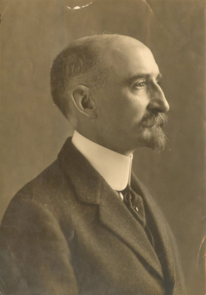 Warren Powers Laird, c. 1910