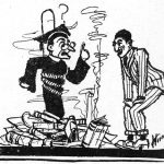 Cremation, burning of professors and books, 1911