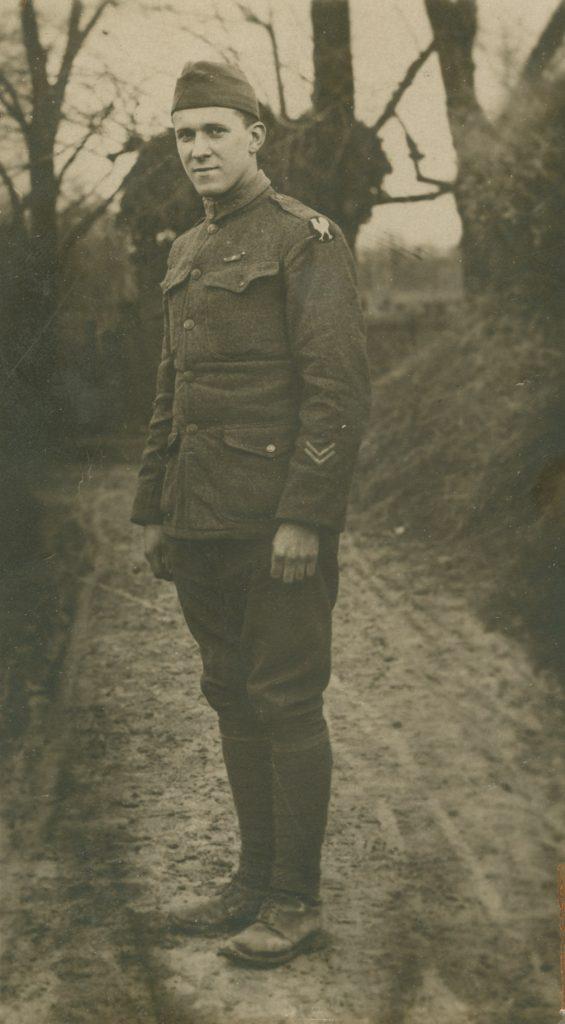 John Rissel Kessler, 1919