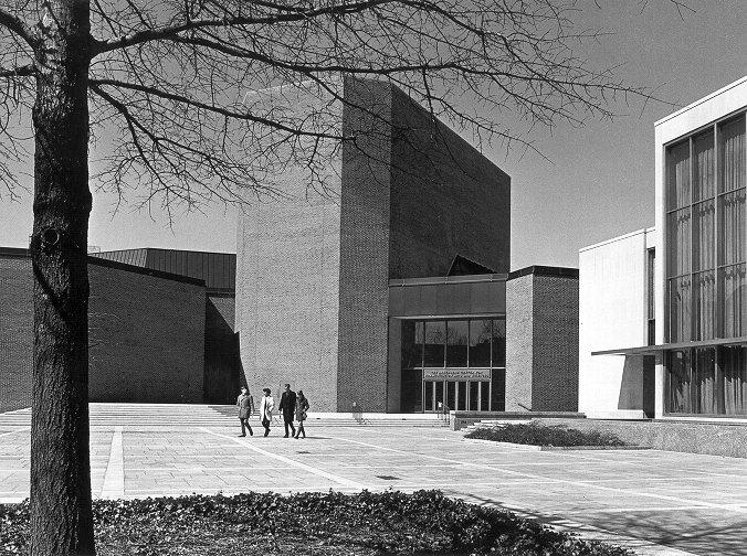 Annenberg Center, c. 1972