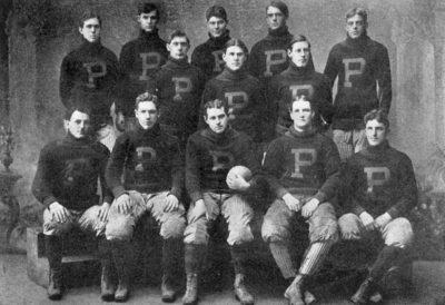 Football team, 1901