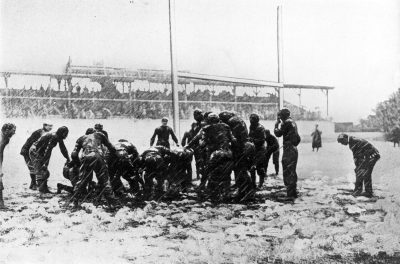 Football, Pennsylvania vs. Cornell, 1898