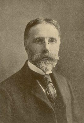 George Fox Martin, 1906