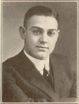 Joseph Tintsman Rowbottom, 1912