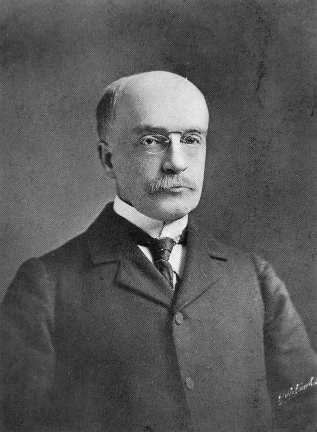 John Bach McMaster, c. 1900