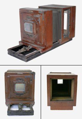 Copy camera, Eadweard Muybridge Collection, c. 1884
