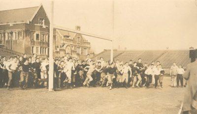 Push Ball Fight, Photo 3, 1912