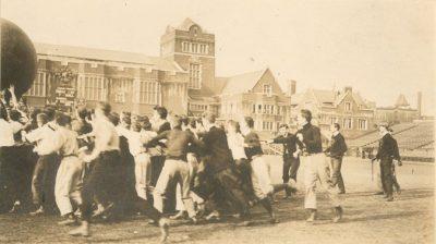 Push Ball Fight, Photo 5, 1912