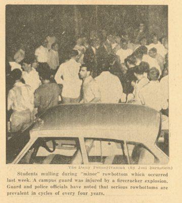 Rowbottom, 1962