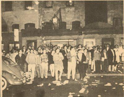 Rowbottom, 1964