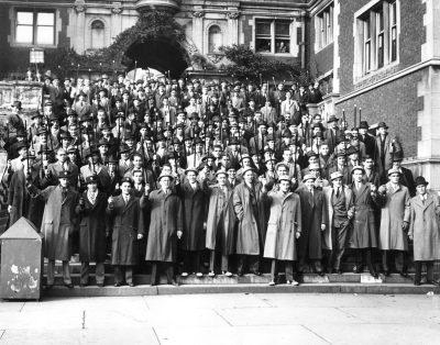 Junior Cane March, 1935
