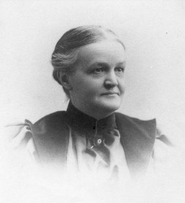 Emily Lovira Gregory, c. 1890