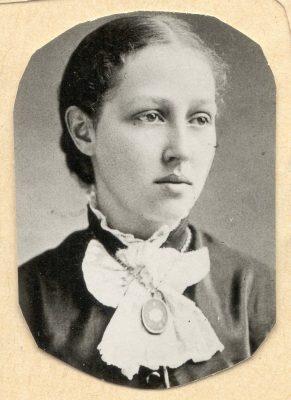 Gertrude Klein Pierce Easby, c. 1878