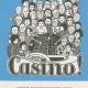 Glee Club's 1981-1982 production, Casino!, program cover