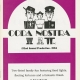 Glee Club's 1993-1994 production, Coda Nostra, program cover