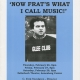 Glee Club's 2003-2004 production, Now Frat's What I Call Music!, program cover