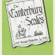 Glee Club's 1992-1993 production, The Canterbury Scales, program cover