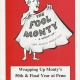 Glee Club's 1999-2000 production, The Fool Monty, program cover