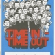Glee Club's 1986-1987 production, Time In - Time Out, program cover