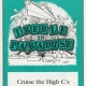 Glee Club's 1996-1997 production, Treble in Paradise, program cover