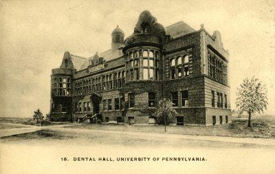 Hayden Hall 1910
