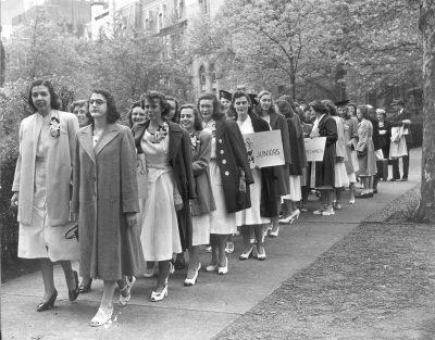 Hey Day, Women's Hey Day, 1948