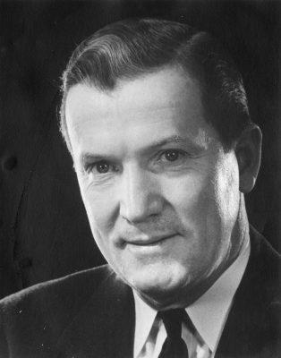 Jefferson Barnes Fordham, 1962