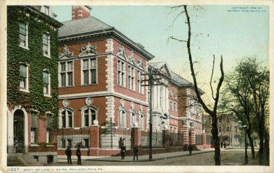 Law School, 1908