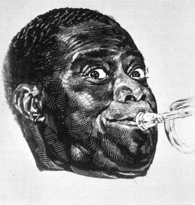 "Louis ""Satchmo"" Armstrong, 1960"