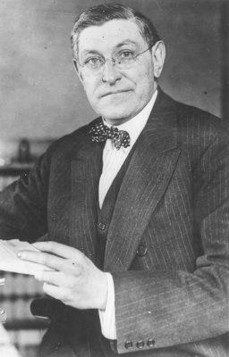Owen J. Roberts, 1935