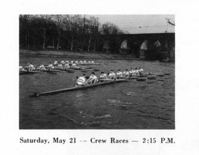 Skimmer, Crew Races, 1960