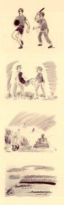 Skimmer Day, illustration, 1965