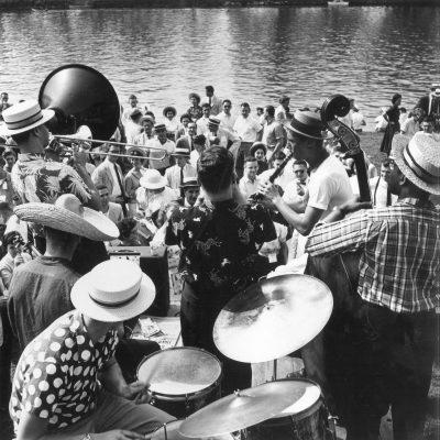 Skimmer Weekend, 1955