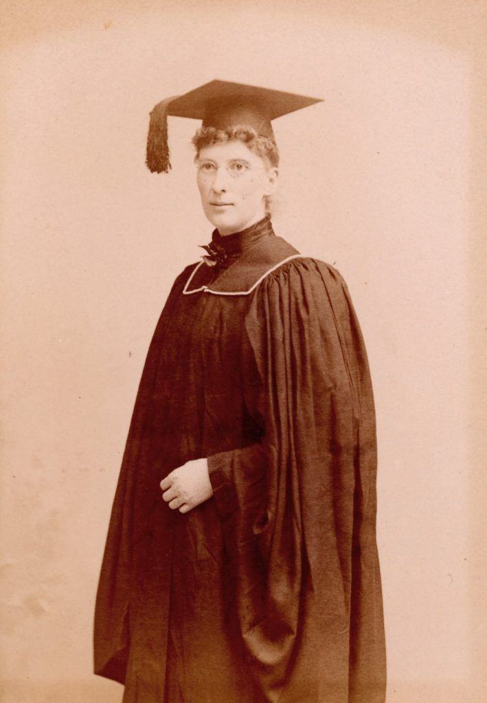 Department of Music graduate, 1894