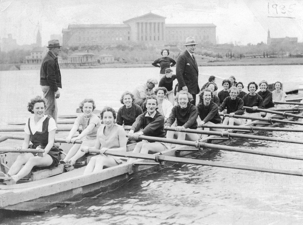 Women's Crew, 1935