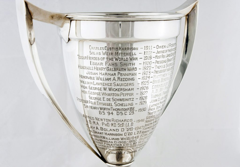 1911 Guggenheim Cup, back