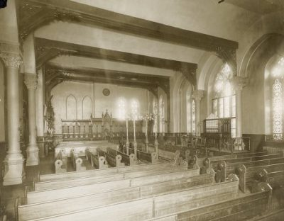 College Hall Chapel, 1904