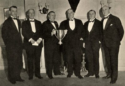 N.Y. Club Honors Dr. Cornelius Weygandt, Mar. 8, 1935