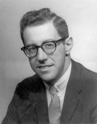 Alfred Joseph Rieber, 1970