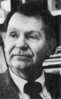 Anthony R. Tomazinis, Professor of City and Regional Planning, 1985