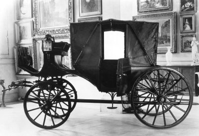 Thomas W. Evans Museum, Carriage, 1915