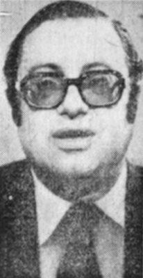 Clovis Maksoud, 1974