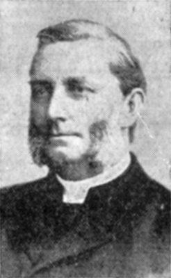 Edward Webster Appleton, 1901